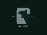 Lazy Brand l Logo