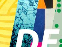 Design Week Banner close-up