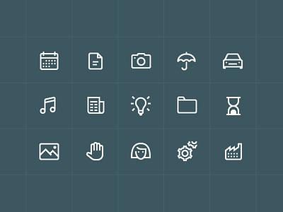 16px icons design tools ux ui graphic design line icons 1em icons icon