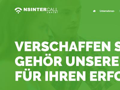 NS Inter Call call center contact telefon center call