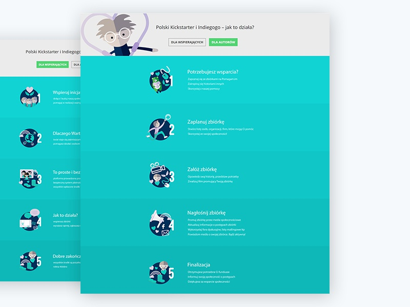 Website icons icon vector blue green site page website