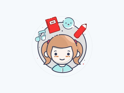 Icon people illustration icons character avatar