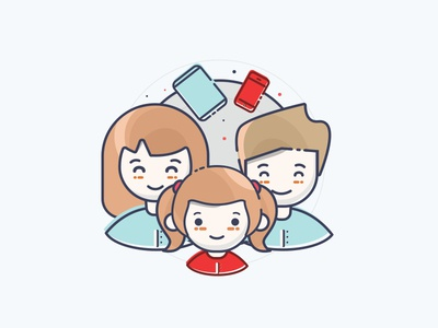 Icon people illustration icon icons character avatar