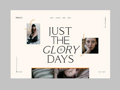 2020 art direction south africa modern branding website typogaphy web design design clean web ui