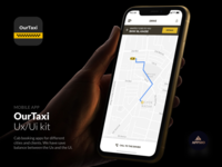 Ourtaxi App