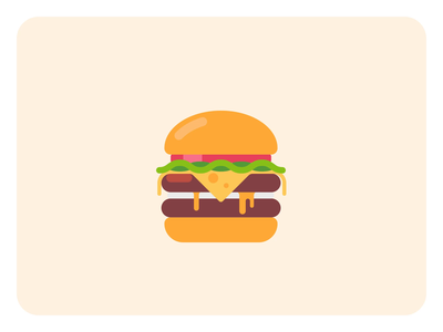 FREE animated burgers