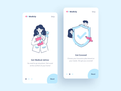 Dr. Vector Illustrations application product medicine personal vector stethoscope dog drawer lottie onboarding appointment advice shield secure insurance doctor animations illustrations app medical