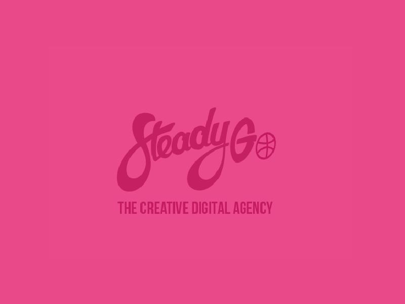 We're on Dribbble! icon logo branding design web agency digital