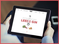 Introducing Leeds Gin   -   WIP