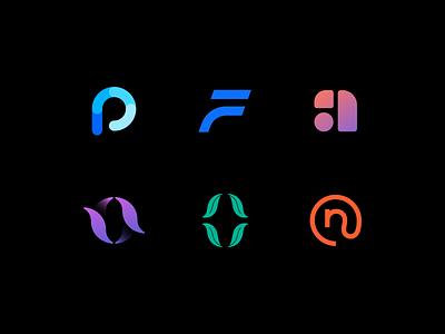 Logo Challenge #1 vector branding design modern logo designer challenge logos icons logomark logo mark