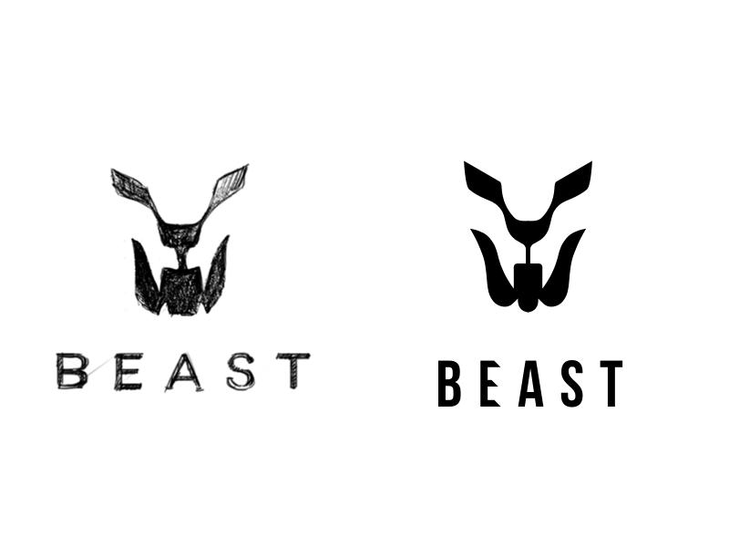 Beast Logo Concept lion logo beast