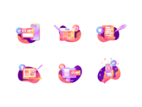 Illustration Icon Set