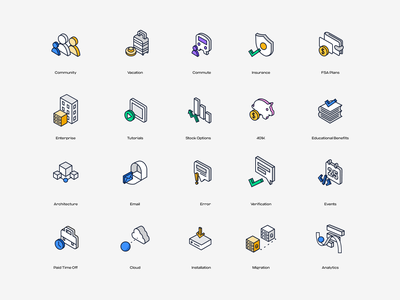 Timescale Icons #2 iconography icons pack vector modern icon web abstract illustration simple iconset icons