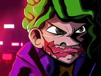 Boy Joker | Digital Painting