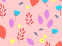 Colorful Fall Pattern