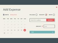 Add expense modal2 jcianfrone