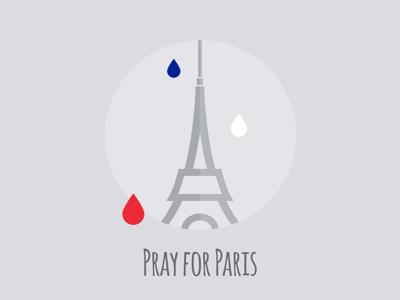 #prayforparis paris