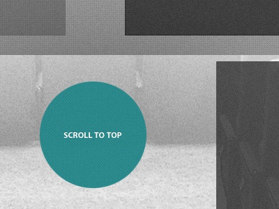 Scroll to top footer cinema dark turquoise