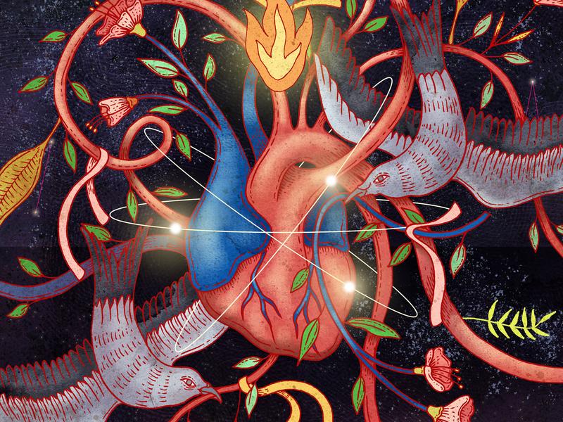 Soultik cd packaging aledelatorre artwork illustration booklet booklet design cover design cover artwork cover art cd artwork cd design cd cover