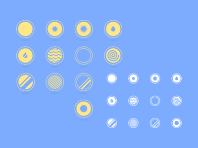 Effects Icons