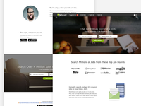 ZipRecruiter Jobs Landing Page