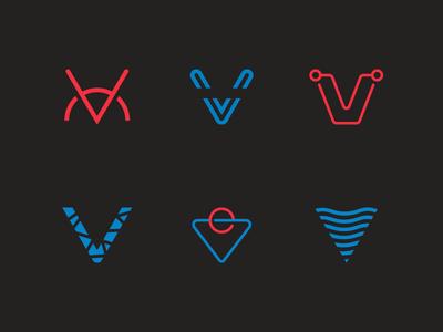 V-Monogram Exploration