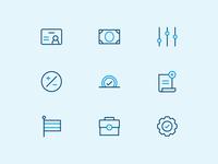 Tax App Icons