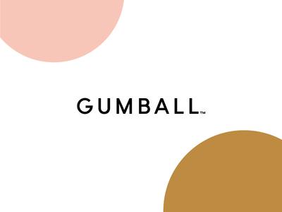 Gumball Wordmark