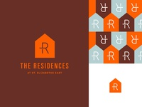 The Residences Logo | Brand Board