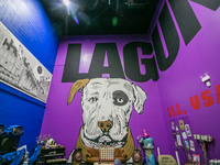 Lagunitas Brewing - Chicago Mural + Sign Painting Project