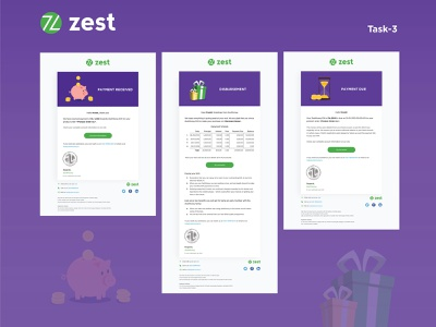 Internship @Zest - Task 3 graphic design illustrator typography illustration ux ui