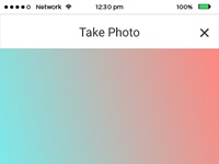 Color take photo