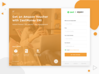 Product Gift Card Landing Page
