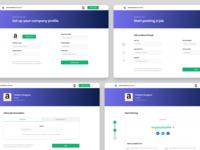 Setup Company Profile | InterviewPass