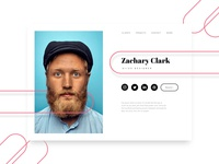 Personal Portfolio | Concept Design