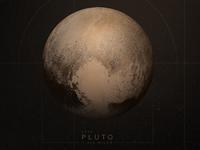 Pluto Charon Infographic
