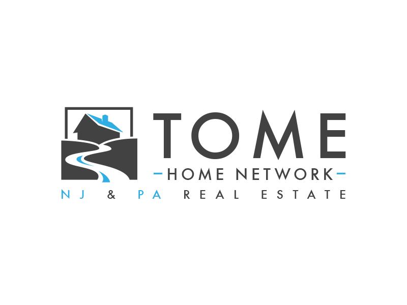 Tome Home Network - Real Estate logo river home estate real