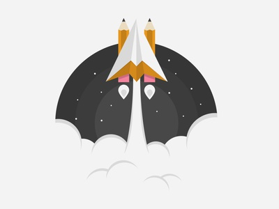 Space Shuttle Imagination