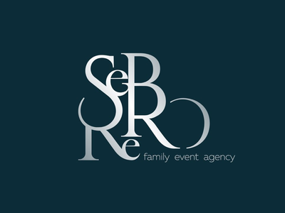 Brand identity for event agency