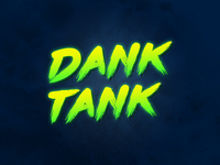 Dank Tank Cover Art