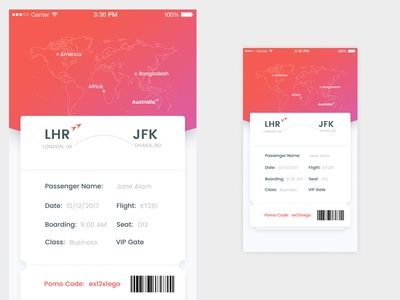 Air Ticketing App
