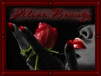 Alive Beauty - Graphic Design
