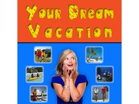 Your Dream Vacation - Graphic design