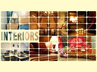 Interiors - Graphic design