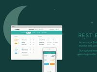 Embue.com Design