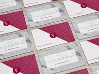 Velas Interiors - Business Cards