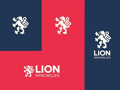 26_September_2016_Cilabstudio immobilier logo lion