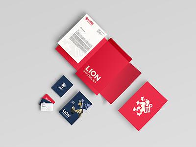 28_September_2016_Cilabstudio branding immobilier logo lion