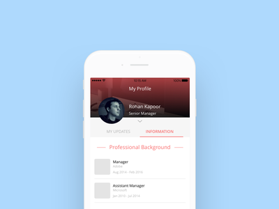 App for corporate activities and engagement freelance mobile app activities corporate app