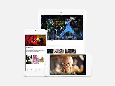 Video App video player mobile app